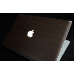 "SGP MacBook Pro 15.4"" Skin Guard Set Series [Walnut Wood]"